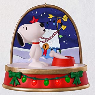 Best snoopy christmas ornaments 2018 Reviews