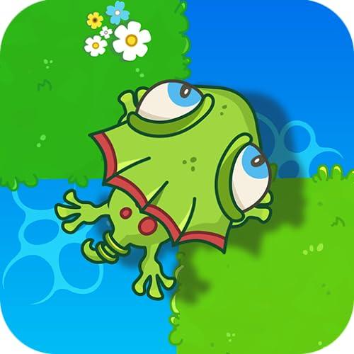 Gecko Hop Don't tap land tile