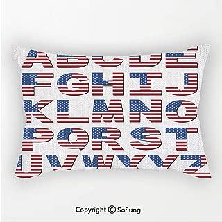 Best crochet american flag pillow pattern Reviews