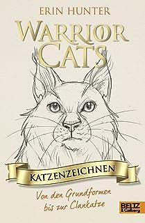 Warrior Cats – Katzenzeichnen: Von den Grundformen bis zur Clankatze