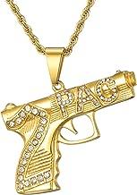 2pac gun chain