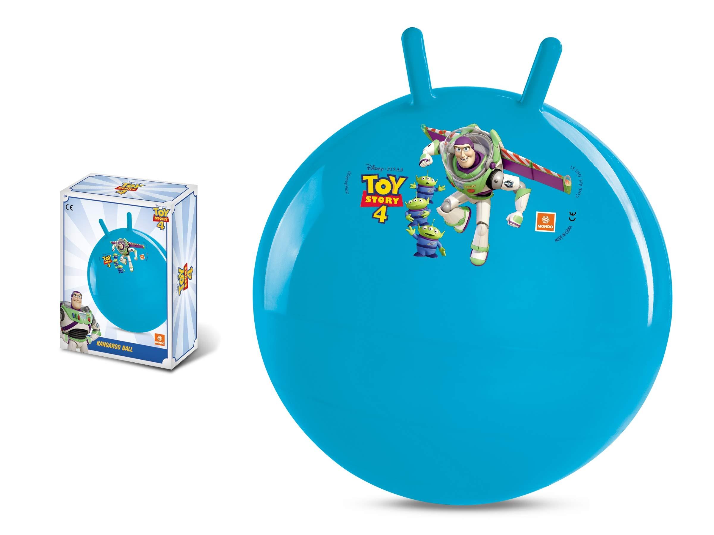 Mondo Toy Story Kangaroo - Pelota Hinchable para Saltar: Amazon.es ...