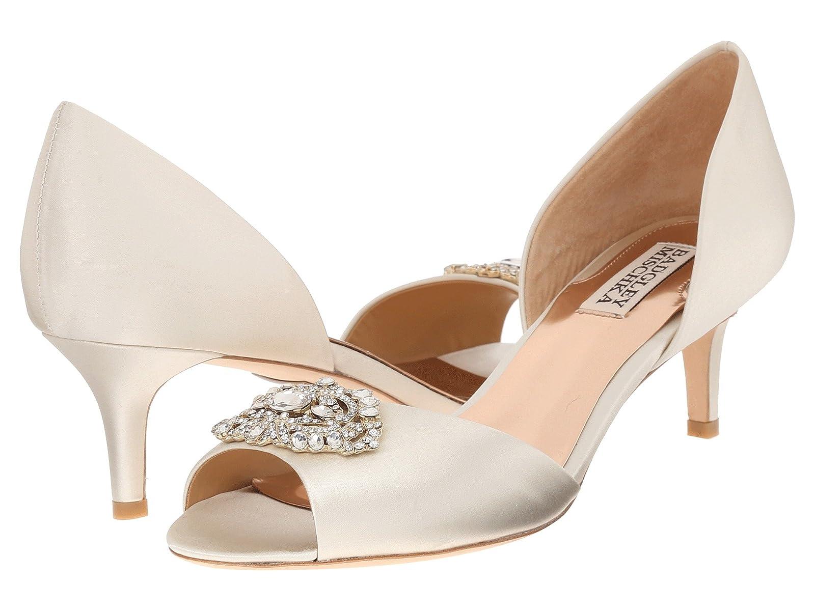 Badgley Mischka PetrinaCheap and distinctive eye-catching shoes