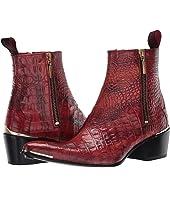 Double Metal Zip Boot Sylvian
