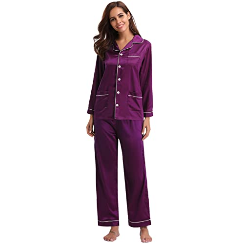 7003adbac9 Silk Pyjamas  Amazon.co.uk