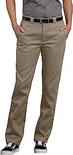 dickies Women's Flex Slim Fit Work Pants, Desert Sand, 4