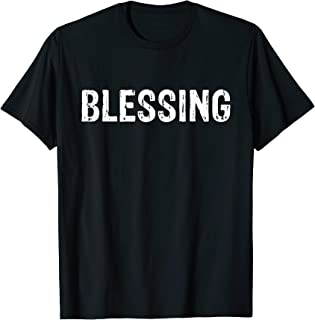 Blessing in Disguise Funny Halloween Costume Idea T-Shirt