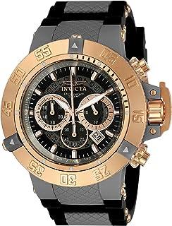 Invicta Men's Subaqua Noma III Chronograph Quartz Watch, Grey (Model: 0932)