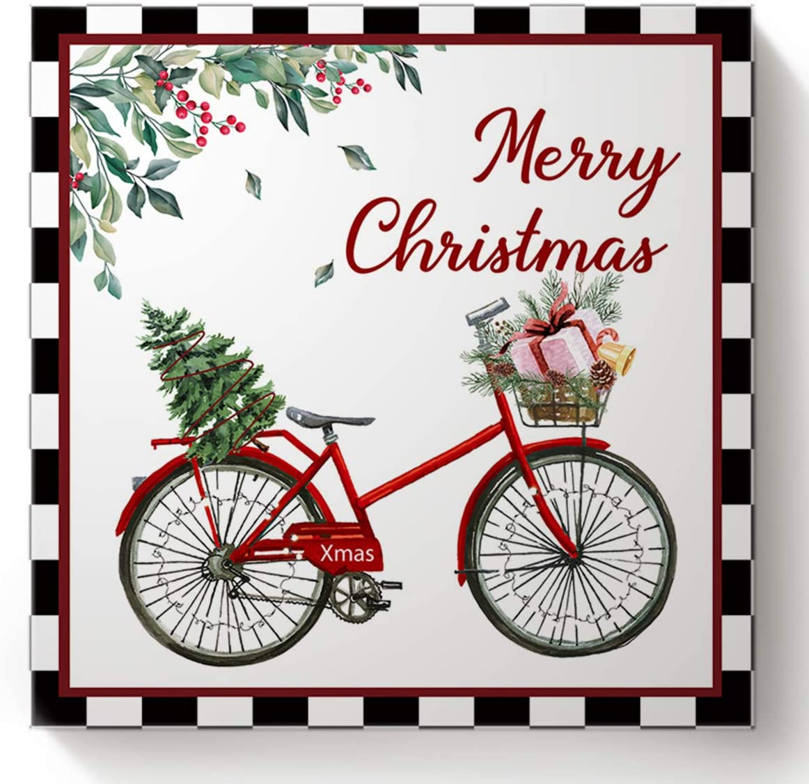 Infinidesign Merry Christmas Paint by service for Super sale Numbers Adults