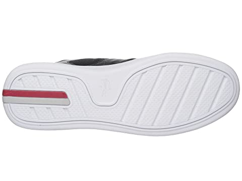 RedDark White Grey Black CT Lacoste 1 Novas 218 47XaBpqw