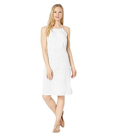 Columbia Armadaletm II Halter Top Dress (Cirrus Grey Wave Leaves) Women