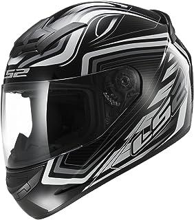 LS2/FF352/Wolf casco integrale moto da corsa ACU oro approvato XL motocicletta