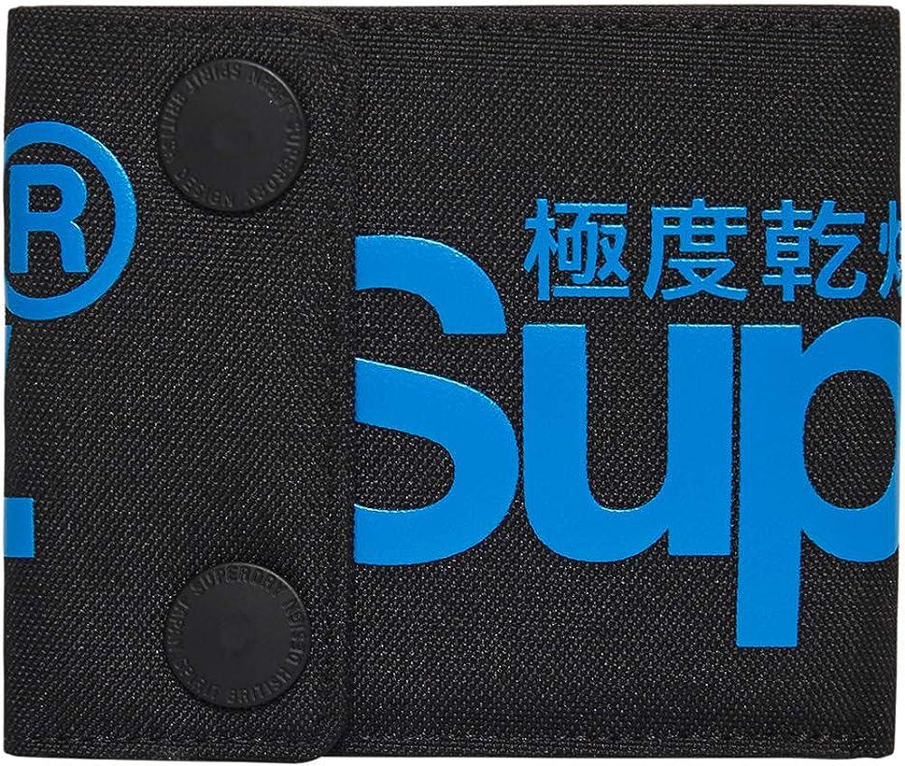 Superdry 2 Popper Wallet