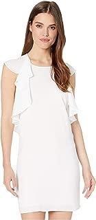 Women's Day Short Woven Dress