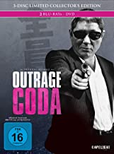 Outrage Coda. Limited Collector's Edition im Mediabook (2 Blu-ray + DVD)
