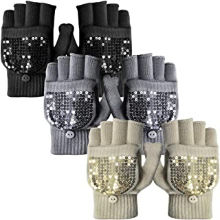 Best fingerless gloves with flap Reviews