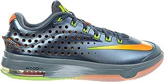KD VII Elite Men's Shoes Blue Graphite/Volt/Bright Citrus/Dove Grey 724349-478