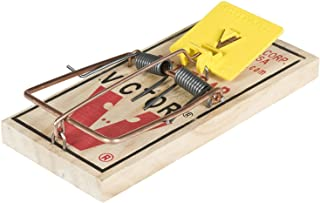 Victor rat Traps M326 (Pack of 12) - Includes the SJ pest guide eBook