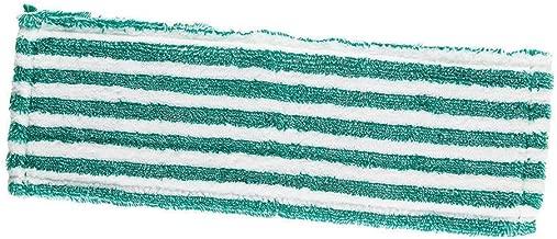 Libman Commercial 119 Microfiber Wet/Dry Floor Mop Refill Pad, Microfiber, 18