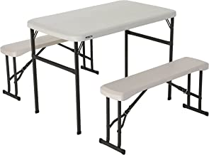 Best lifetime 42 table with 2 benches Reviews
