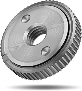 Sponsored Ad – Ventvinal SDS Clic M14 Quick-Release Nut for All Angle Grinders. (1 x Clamping Nut)
