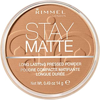 Rimmel London, Stay Matte Pressed Powder, 30 Caramel, 14 g