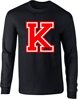 Kappa Alpha Psi K 1911 Long Sleeve T Shirt Sizes up to 5XL
