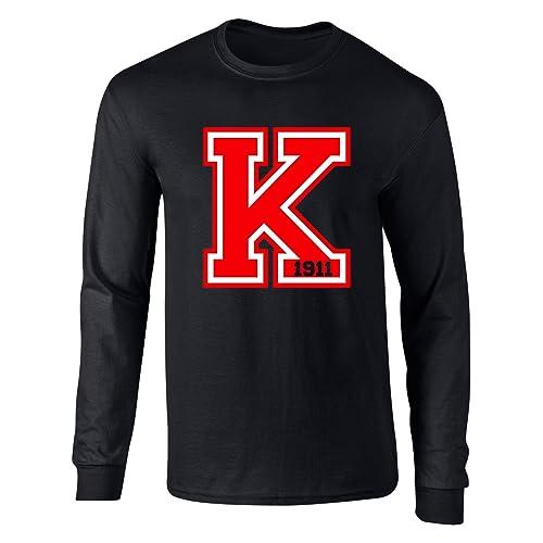 a974e94a9f189 Kappa Alpha Psi K 1911 Long Sleeve T Shirt Sizes up to 5XL