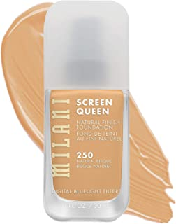 Milani Screen Queen Foundation - 250 Natural Bisque