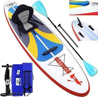 DURAERO Stand up Paddle Board Aufblasbare SUP Board kajak Stand up Paddling Board, inkl...