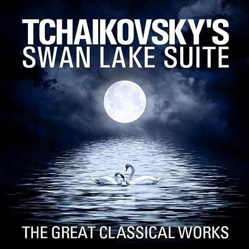 Swans By Moonlight >> Swan Lake Ballet Suite Op 20 I Scene Lake In The Moonlight By