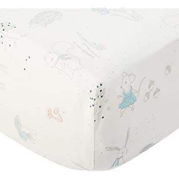 Pehr Magical Forest Crib Sheet, One Size