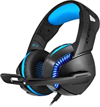 Cosmic Byte H3 Gaming Headphone with Mic for PC, Laptops, Mobiles, PS4, Xbox One (Blue)