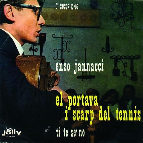 By Portava El Amazon Music I Enzo On Scarp Tennis Del Jannacci n08OPNXwkZ