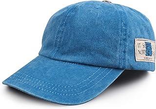 Casual Toddler Washed Baseball Cap Summer Boys Girls Sun Protection Hats Cotton Kids Visor Hat 2-6 Years