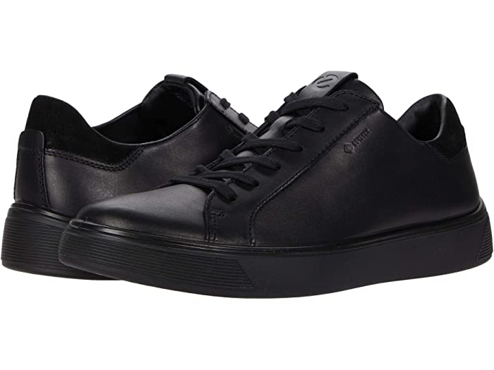 Ecco Street Tray M GTX chaussures sneaker hommes pantoufles chaussures basses 504574-01001