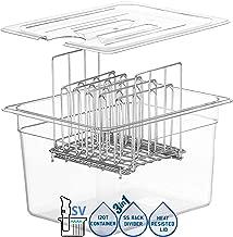 Best polycarbonate container sous vide Reviews