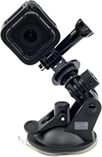 Digicharge® Sugkopp bilmonteringshållare för GoPro Hero9 Hero8 Hero7 Hero6 6 4K Session Mini Hero 9 8 7 6 5 4 3 Akaso Apem...