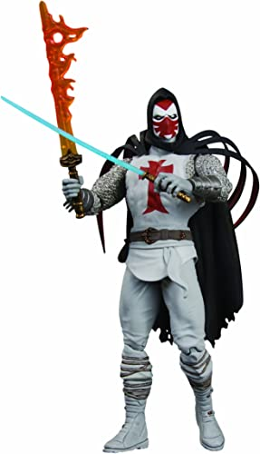 cómodamente Batman  Reborn Series 1 1 1  Azrael Action Figure by Diamond Comics Distributors  ventas directas de fábrica