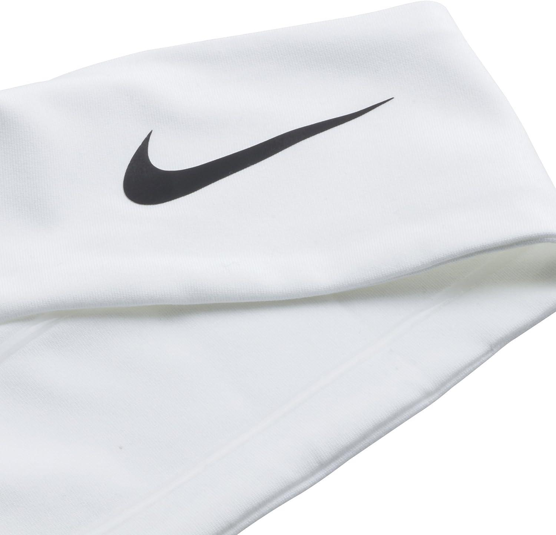 Nike Fury Headband 2.0 (OSFM,White/Black)