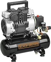 Black+Decker B2BB104BND359 Stille Compressor BD 100/6-ST