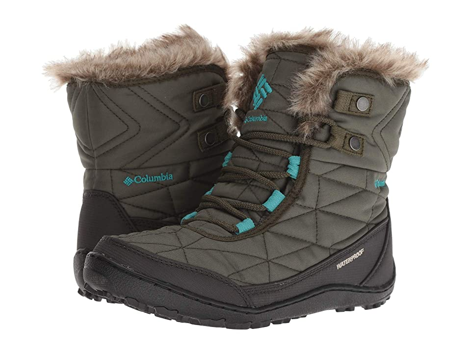 Columbia Minx Shorty III (Nori/Pacific Rim) Women
