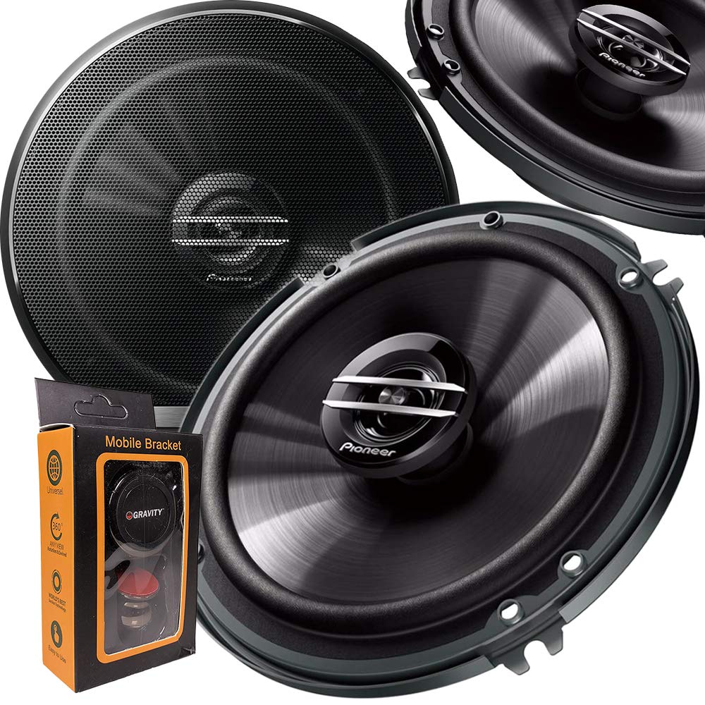 Pioneer Coaxial Speakers TS G1620F Magnet