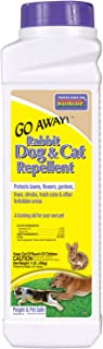 Bonide 870 1-Pound Go Away Rabbit, Dog and Cat Repellent, Brown/A