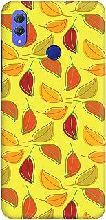 Stylizedd Huawei Honor 8X Slim Snap Basic Case Cover Matte Finish - Autumn Leaves