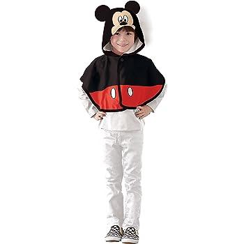 ディズニーキャラクターズ ミッキーマウス 変身マント キッズコスチューム 男の子 100cm-120cm