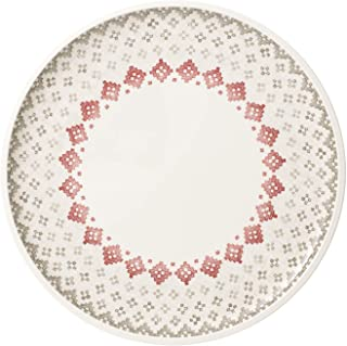 Artesano Montagne Buffet/ Pizza Plate by Villeroy & Boch - Premium Porcelain - Made in Germany - Dishwasher and Microwave Safe - 12.5 Inches