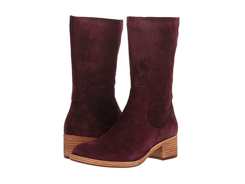 Kork-Ease Mercia (Burgundy Suede) Women