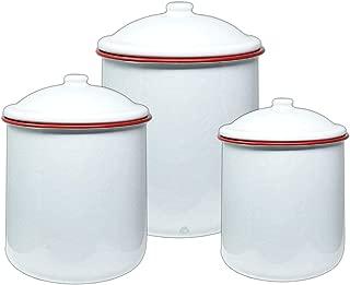 Best vintage tin kitchen canister sets Reviews