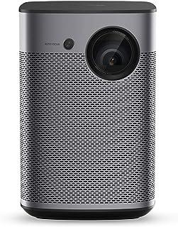 XGIMI Halo ジミー ハロ Android TV搭載モバイルプロジェクター 800ANSIルーメン FHD画質 Harman Kardonスピーカー搭載 日本正規代理店ビーラボ製品